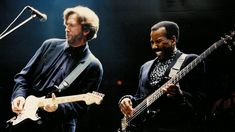 Bassist Nathan East on Eric Clapton and Change The World