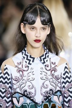 Mary Katrantzou Fall 2016 Ready-to-Wear Accessories Photos - Vogue