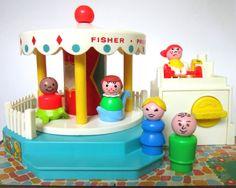 Fisher Price MerryGoRound