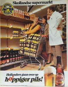 Piet Bambergen / Rene van Vooren Old Plates, Beer Recipes, Old Pictures, Packaging Design, Advertising, Retro, Beer Food, Holland, Dutch