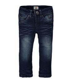tumble´n dry jeanshose dunkelblau bei heldenkind