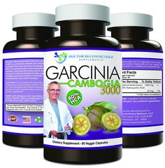 Garcinia Cambogia Capsules-Pure Extract-Natural Dietary Supplement for Weight Loss-1000mg/serving 90 Ct Veggie Diet Pills-CERTIFIED AS 80% HCA (OTHERS AREN'T)-Appetite Suppressant-MADE IN THE USA! -- See this awesome image @ : Garcinia cambogia