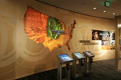 Grammy Museum: Story listening stations with headphones