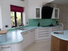 Avant White & Maki - Elements Kitchens