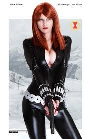 Image result for Rubies black widow