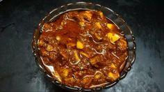 Telugu oil pickled cucumbers