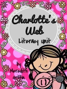 This unit includes enriching activities that facilitate further learning while reading the book, Charlotte's Web.This unit includes:Chapter Questions 1-22Chapter VocabularyVenn Diagrams for City/Country & Pigs/SpidersSpider & Pig Research student-created books (template)(Students will research either spiders and/or pigs using the research graphic organizer.