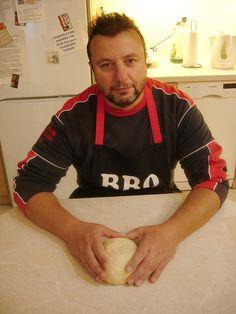 @Chef Alexios Nikoloutsopoulos: Νέα βελτιωμένη συνταγή για πρόσφορο με σπιτικό προζύμι Food Ideas, Blog, Blogging