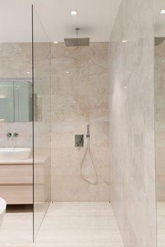 Vienna Apartment, Vienna, Bogdana Dancheva #bathroom #shower