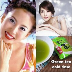 Green tea is also a favorite for Korean actress Kim Nam Joo who is fond of using green tea to wash her face and to keep her pores looking clean and clear. Diy Beauty Secrets, Beauty Tips, Beauty Hacks, Body Spa, Clean Pores, Facial Toner, Pimples, Skincare, Celebrity