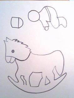 Kettő kell mindkettőből, a figura tartja össze a 2 lovacskát, amit összeillesztünk. a sapka sildes. Techno, Wood, Techno Music