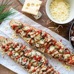 completamente. Después, refrigerarlo Hummus, Bruschetta, Vegetable Pizza, Zucchini, Pumpkin, Vegetables, Ethnic Recipes, Food, Puerto Rico