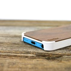 Bamboo Wooden Samsung Galaxy S4 Case Real Wood Galaxy by tmbrwood
