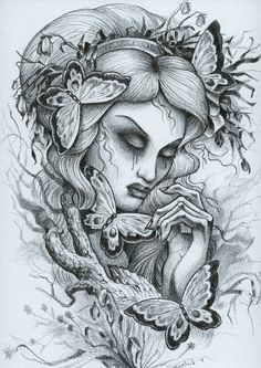 The 42 Best Mother Nature Tattoo Images On Pinterest Mother Nature