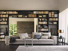 Harmonisches Design Mit Verstellbarer Sitztiefe.: Moderne Wohnzimmer Von  Design Lounge Hinke Wien
