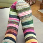 30 + Free Sock Patterns cozymadethings.blogspot.ca