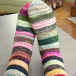 30 + Free Sock Patterns cozymadethings.blogspot.ca