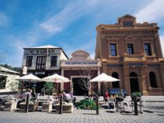 Cafe's Lipson St Port Adelaide