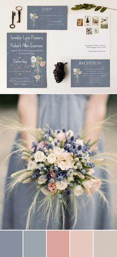 nice rustic wedding colors best photos