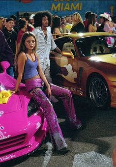Still of Ludacris and Devon Aoki in 2 Fast 2 Furious  Ready to get in a new or used car? Go to www.ApprovedLoanStore.com and fill out our secure online auto loan application!