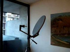 How to build a DIY long range wireless usb wifi boost antenna satellite dish booster