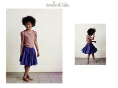 Emile et Ida summer 2013 | justbymanon.nl