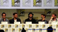 [VIDEO] Comic Con 2014 Supernatural Panel Clip 4.