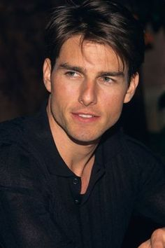 Find out if superstar Tom Cruise had cosmetic surgery on his face, nose, hair, teeth and see his transformation over the years. Cute Actors, Handsome Actors, Hollywood Actor, Hollywood Celebrities, Hugh Jackman, Katie Holmes, Chris Hemsworth, Channing Tatum, Tom Cruise Hot