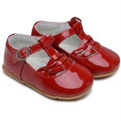 Sapato Infantil Classic Vermelho Toke