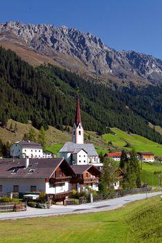 St. Sigmund, al oeste de Innsbruck | Austria