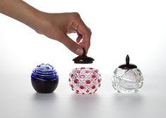 Edo Kiliko by Ikuko Ogawa Edo Kiriko, Ceramic Tableware, Cut Glass, Glass Art, Japanese Design, Glass House, Beveled Glass, Glass Design, Utensils