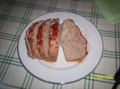 Daddy's Delicious Meatloaf (Abm) Bread Machine