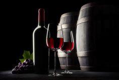 La robe du vin, première étape d'une dégustation !