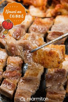 Pour le nouvel an chinois, on teste cette recette asiatique de porc au caramel ! #recettemarmiton #marmiton #recette #recettefacile #recetterapide #faitmaison #cuisine #ideesrecettes #inspiration #nouvelan #nouvelanchinois #recettechinoise #recetteasiatique #chine #porc #caramel Slow Cooker Turkey, Slow Cooker Chili, Healthy Slow Cooker, Waffle Recipes, Top Recipes, Salad Recipes, Cooking Recipes, Food Network Tv Shows, Food Network Recipes