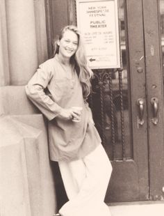 Meryl Streep 1978 - such an incredible beauty