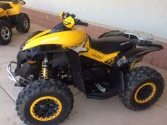 Used 2015 Can-Am Renegade X xc 800R ATVs For Sale in Texas. 2015 Can-Am Renegade X xc 800R, 2015 Can-Am® Renegade® X® xc 800R Unparalleled performance and style for the most demanding riders. Loaded with extras to give you every advantage. It's the ride you want when only the most power, precise handling, and aggressive looks will do. Unparalleled performance and style for the most demanding riders. Standard Features May Include Rotax® V-Twin engine 71-hp Rotax® 800R liquid-cooled…