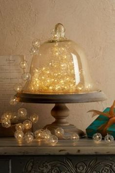 Wire Ball Starlights from Soft Surroundings