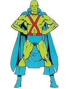 Favorite Martian Manhunter look - Martian Manhunter - Comic Vine Miss Martian, The Martian, Dc Heroes, Comic Book Heroes, Superman, Batman, The New Teen Titans, Black Manta, Blue Beetle