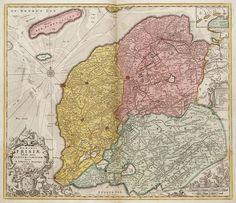 Friesland 1704 Visscher Schotanus Ottens