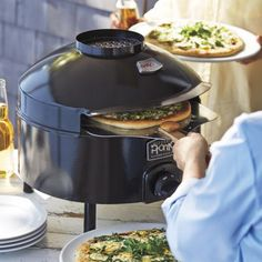 outdoor pizza oven.... my life just changed