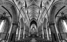 Southwark Cathedral 6 - Southwark Cathedral in London, England