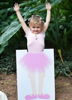 Ballerina 3rd Birthday Party - Kara's Party Ideas - The Place for All Things…