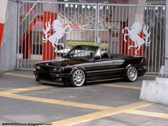 E30 convertible with M5 S38 engine