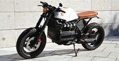 "1991 K100 ""Ex"" by Works on Bikes - Milan"