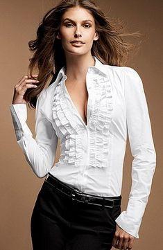 """Результат пошуку зображень за запитом """"купить белую блузку фото"""""""