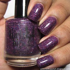 Girly Bits Purple Potion