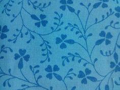 Vintage Laura Ashley Fabric Campion
