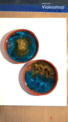 Rounding out a set up petri art resin coasters. Purchase link below.