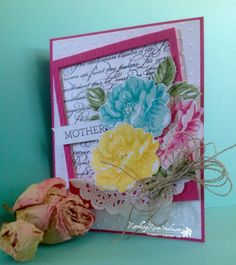 Mother's Day Can You Case It #67 | Rambling Rose Studio | Billie Moan
