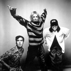 """The iconic grunge sweaters and baggy pants look, also known as the """"Kurt Cobain"""" style are making a comeback according to the Wall Street Journal. These sweaters are a quintessential 90's trend that dominated the fashion scene for many years. Now they are trending in Fall 2013 lines from designers such as Marc Jacobs and Yves Saint Laurent. Grace C."""